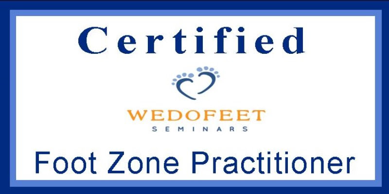Certified We Do Feet Practitioner