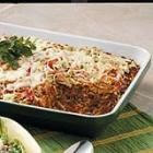Mock Cabbage Lasagna